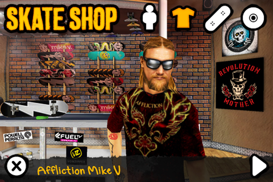 Screenshot Mike V: Do or Die Skateboarding Review