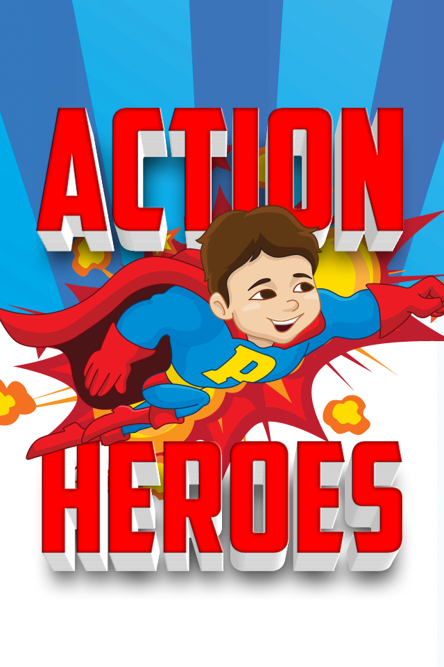 ACTION HEROES FREE