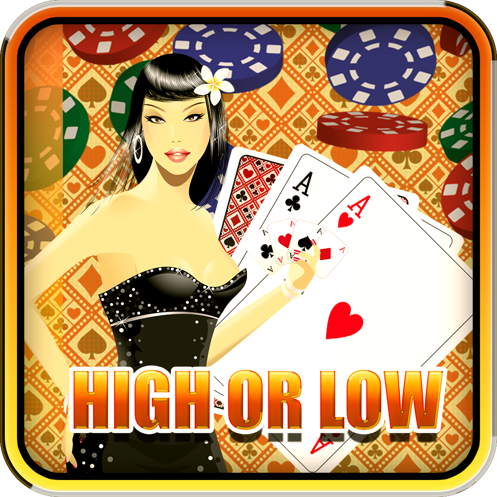 Ace Whisky Pete High Or Low Card Game