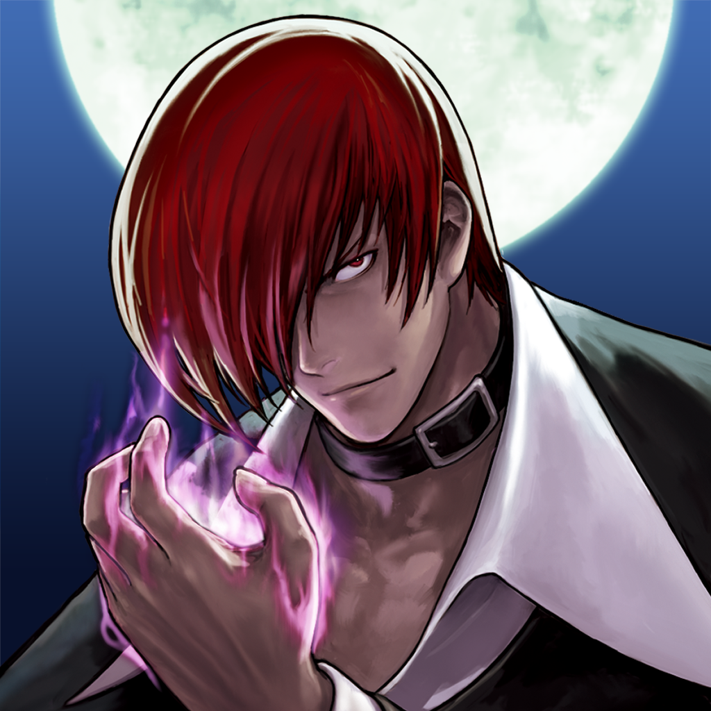 THE KING OF FIGHTERS-i 2012. iOS